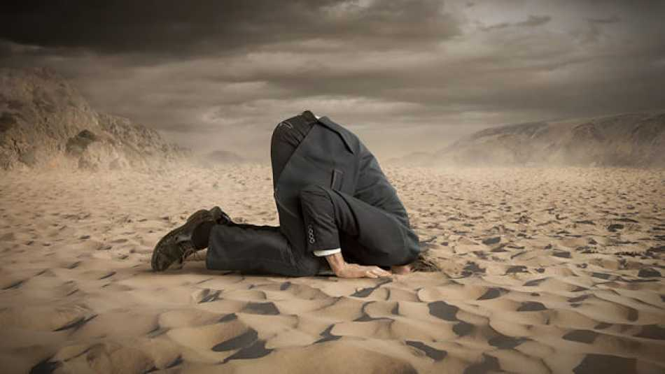 The tax return filing deadline is fast approaching so don't bury your head in the sand!