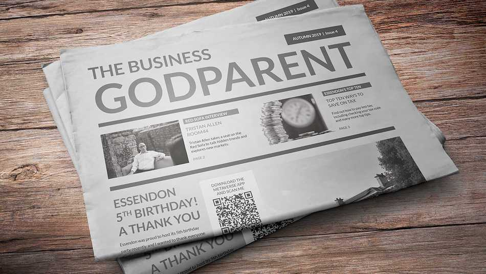 Find out more about the Business Godparent by downloading our PDF and watching the videos using the app!