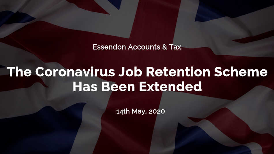 The extension to the Coronavirus Job Retention Scheme is a welcome move by the Chancellor!
